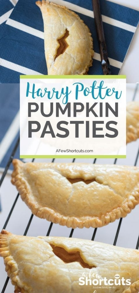 Learn How to make Pumpkin Pasties from Harry Potter in just a few minutes with this simple recipe! They are absolutely amazing!