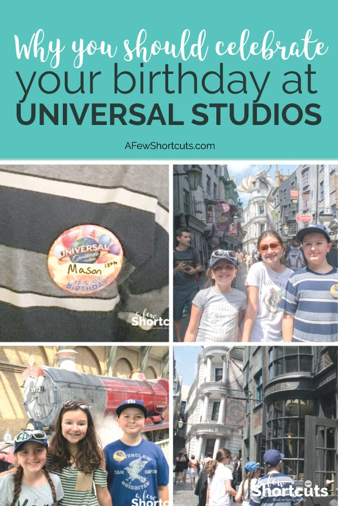 Trying to find something special to do for your birthday. Look no further! Find out Why You Should Celebrate Your Birthday at Universal Studios!