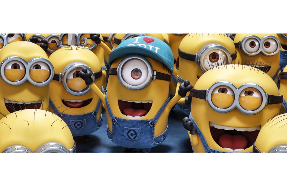 Despicable Me 3 Special Edition is being released this fall 2017. Find out more and learn about the new mini movie that is included!