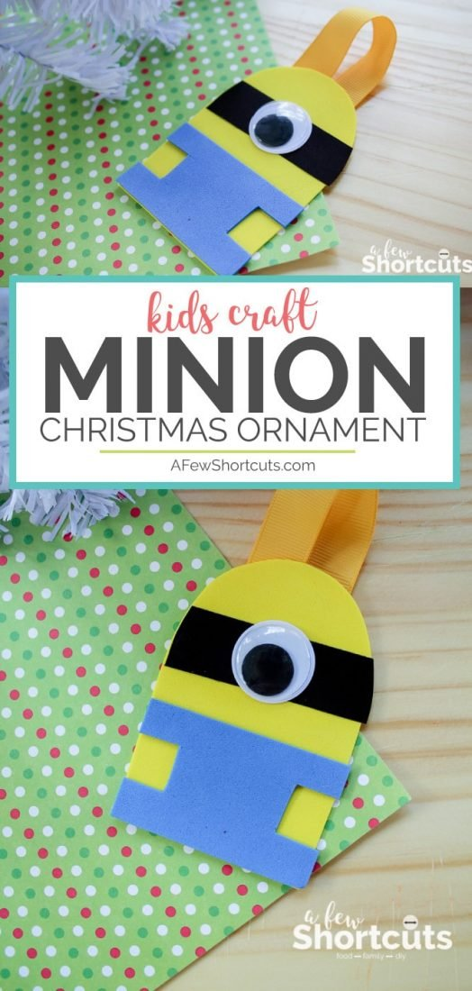 Despicable Me Christmas Ornaments