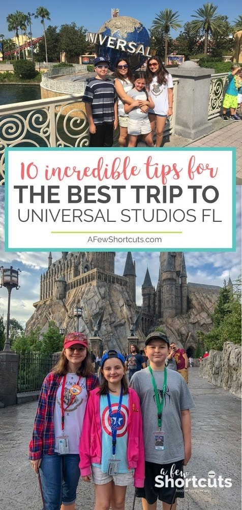 Plan your vacation the right way. Check out these 10 Incredible Tips for the Best Trip to Universal Studios Florida. Great advice for a fantastic vacation!