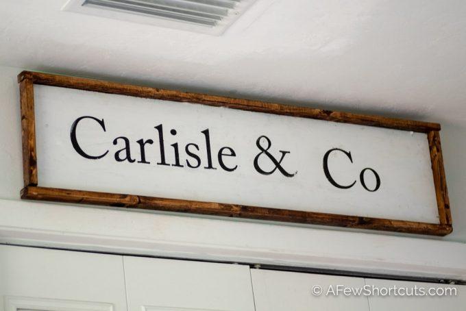 Make Custom Wooden Farmhouse Signs