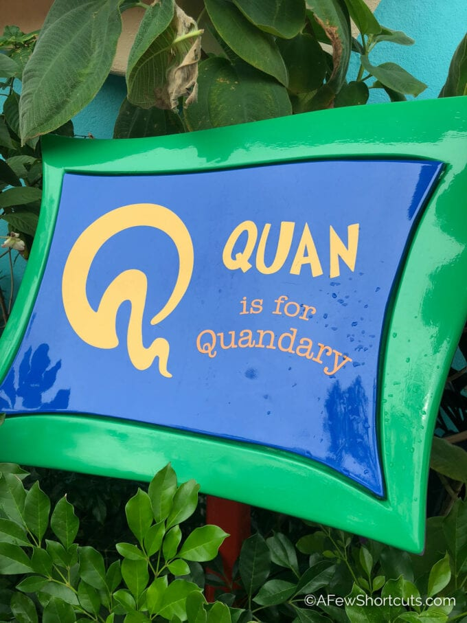 Q is for quan