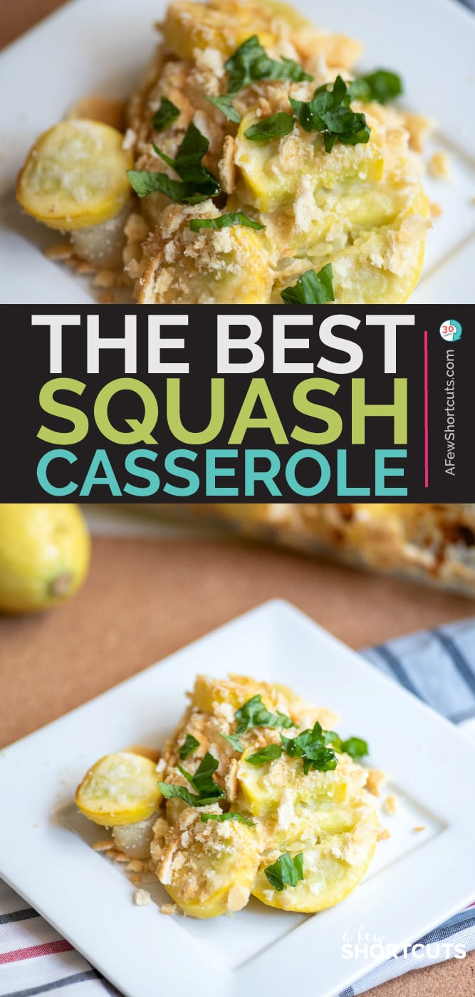 the best squash casserole