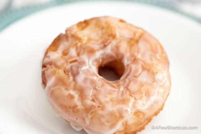 Gluten Free Glazed Donut