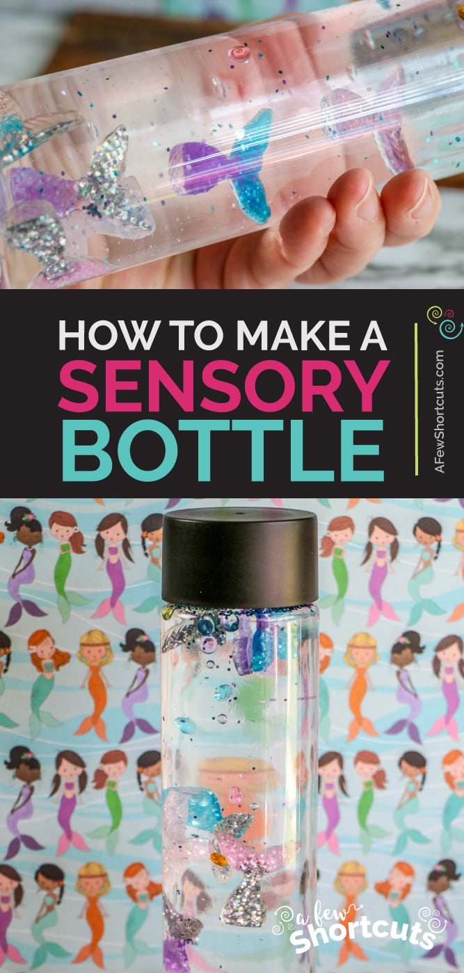 How To Make Sensory Bottles Fun Theme Ideas A Few Shortcuts
