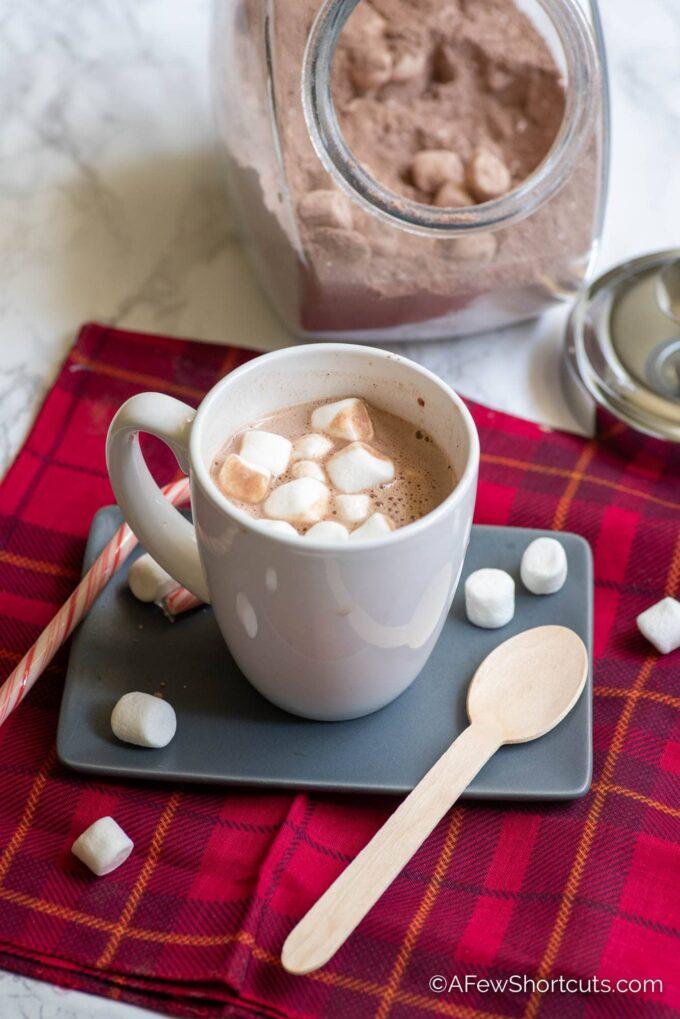 Vegan Hot Chocolate Mix