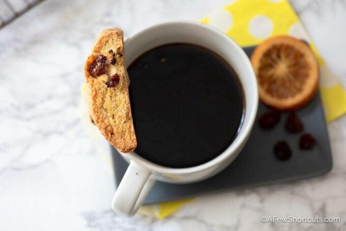 Coffee & Biscotti