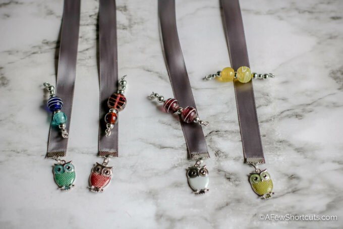 Ribbon With charms